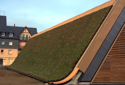 Green roofs with HYDROPACK®